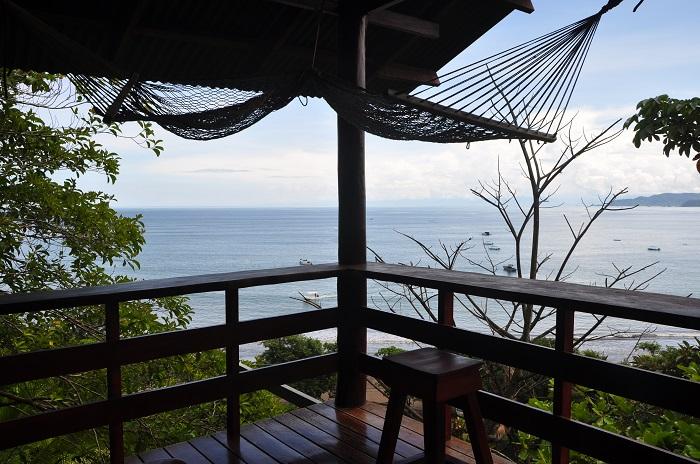 full ocean and garden view-bungalow #3 Drake Bay, Costa Rica