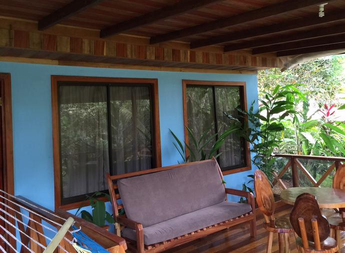 Unique Balcony in Vista Drake lodge  Rental