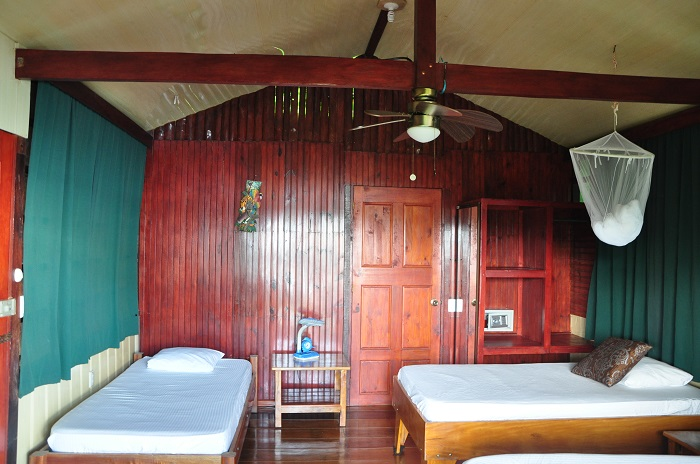 wooden bungalow with full ocen view , Drake Bay-Costa Rica